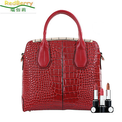 где купить Hot Sale Women Bag Casual Fashion Shoulder Bags Genuine Leather  Retro Messenger Bags Solid Sequined Handbags Leather Tote bolsa дешево