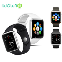 Iwownfit Smart Wathes Bluetooth Watch Phone Watch Phone Battery With SIM Card Passometer Camera For Xiaomi