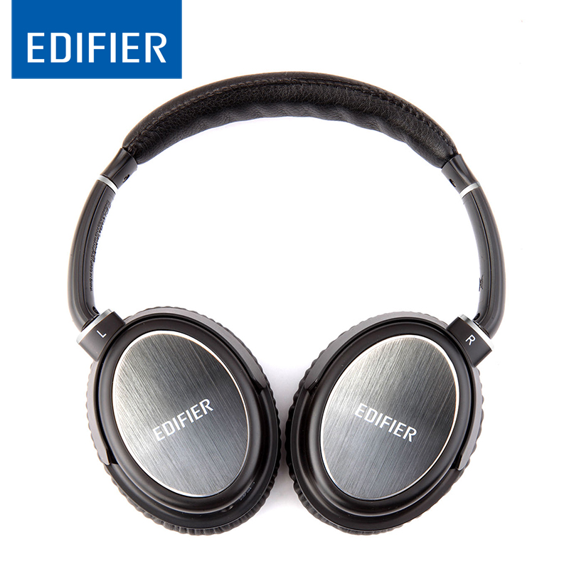 все цены на EDIFIER H850 Audiophile Over-the-ear Headphones - Hi-Fi Over-Ear Noise-Isolating Audiophile with pliable feature онлайн