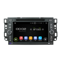 7 Octa core Android 6.0 Car Multimedia Player For Chevrolet AVEO 2002 2011 Free MAP Video Audio Stereo DVD Player