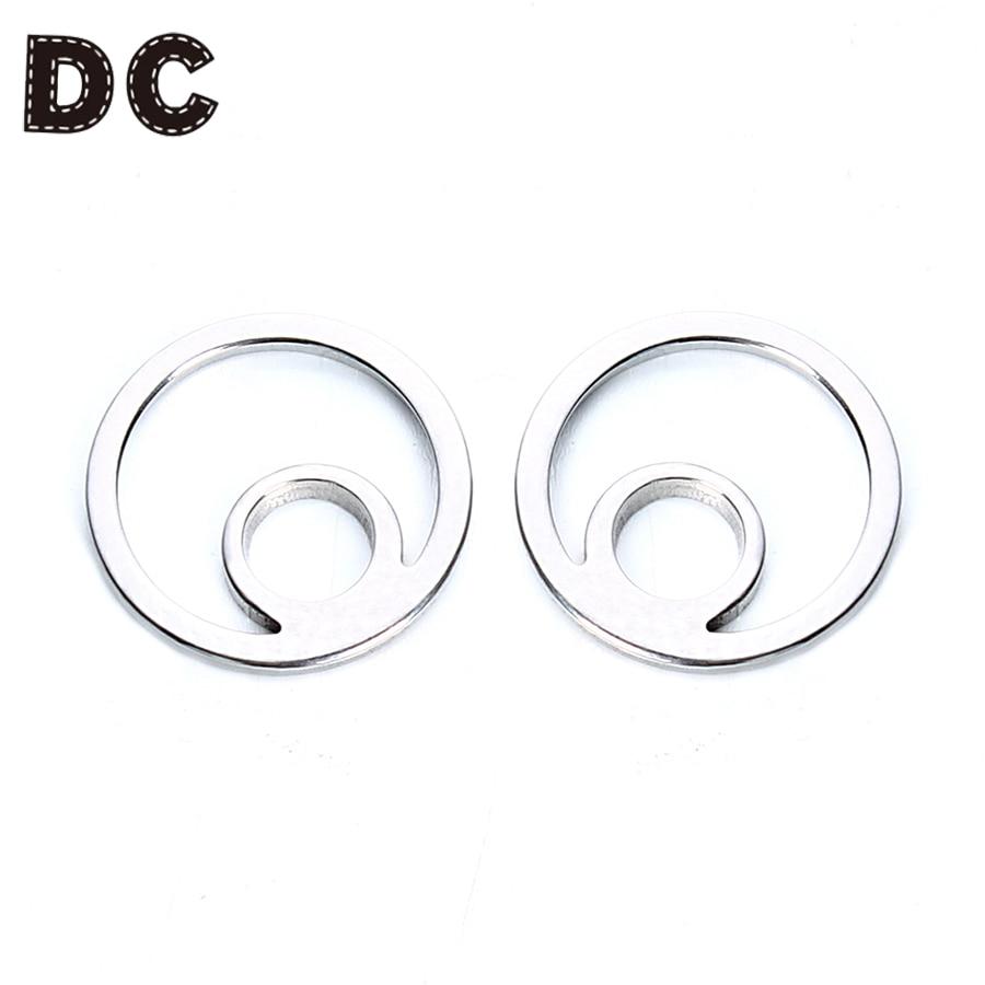 Aliexpress.com : Buy DC 20pcs/lot Silver Tone Stainless