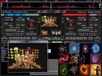US $14 33 | DJ mixing software Virtual DJ Pro v7 0 5 Simulation PC software  English version Full Function on Aliexpress com | Alibaba Group