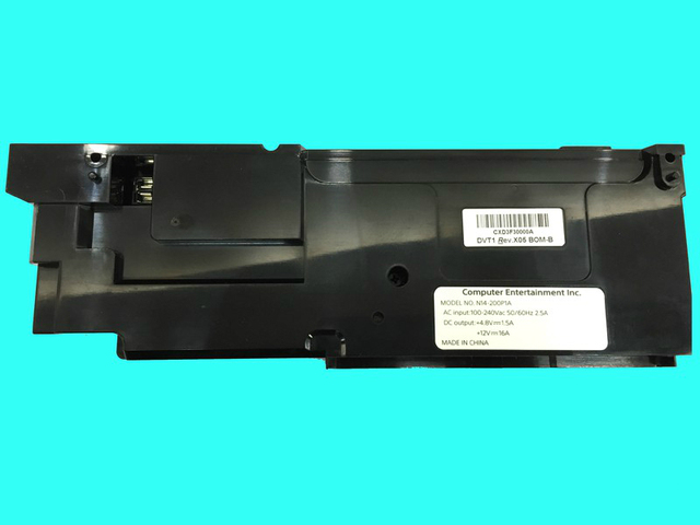Replacement Original ADP-200ER Power Supply Adapter N14-200P1A(4PIN) For  Playstation 4 PS4 Console
