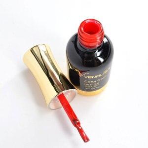 Image 3 - VENALISA Nail Gel Polish Set 12ml For Nail Salon Manicure Soak Off LED UV Gel Lacquer Long Lasting Nail Enamel Gel Varnish