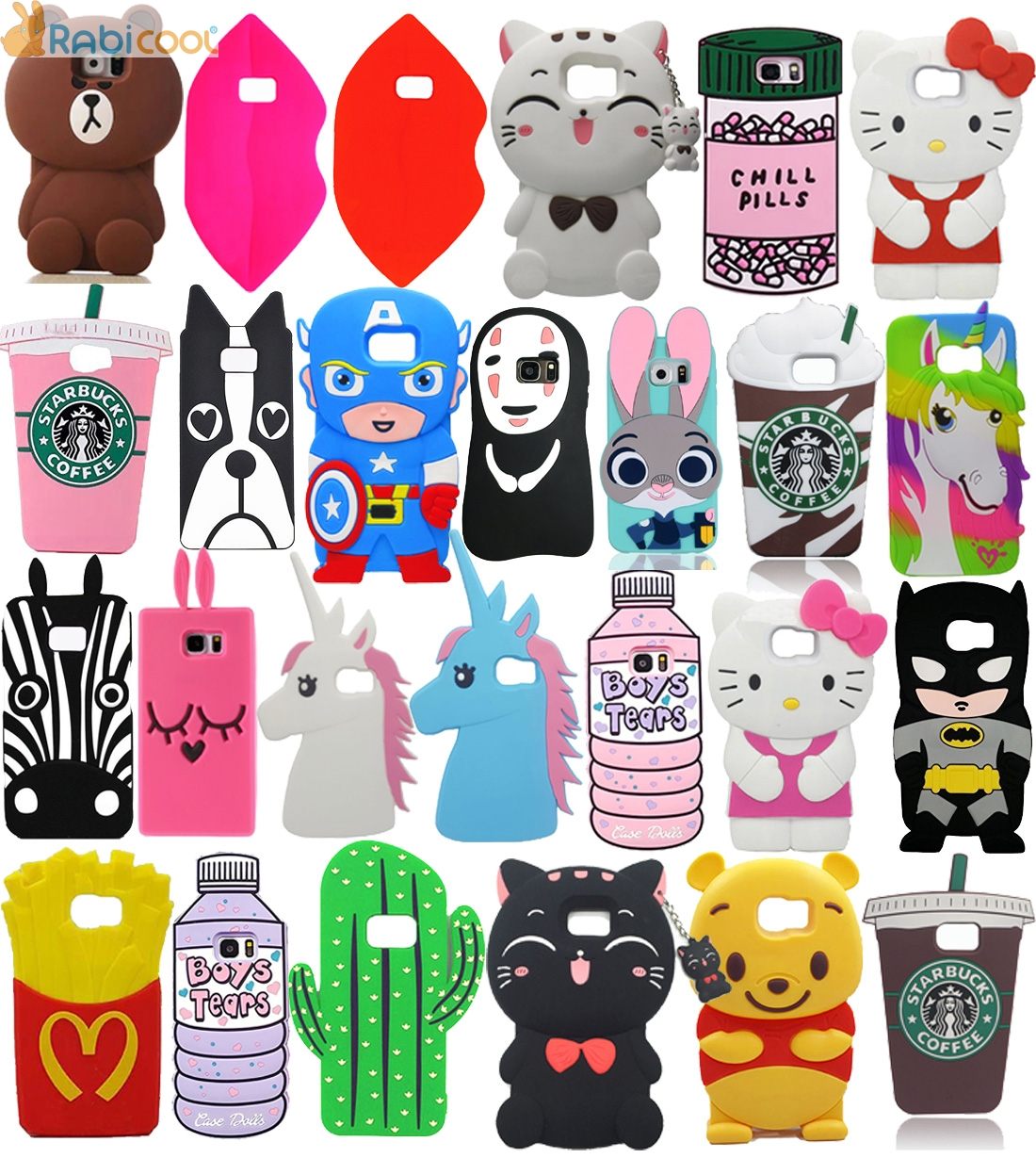 Iphone  Character Cases