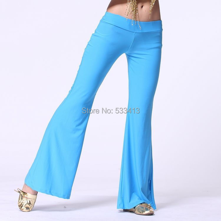 Women Belly Dancing Clothes Crystal Cotton Trousers Lady Belly Dance Pants Girls Belly Dance Clothes