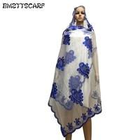 African Women Scarf muslim net scarf transparent material breathe scarf for shawls wraps BM680