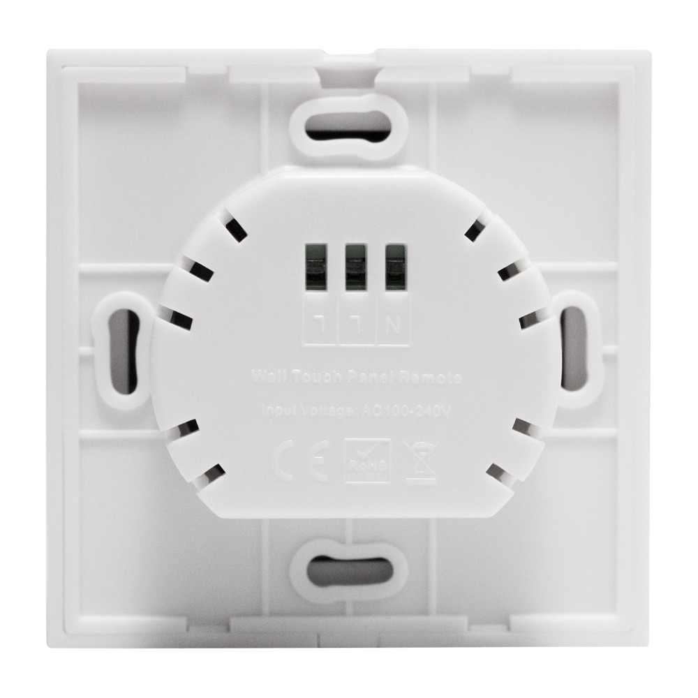 ZigBee 3,0 переключатель умный свет управление zigbee беспроводной настенный пульт дистанционного управления Умный дом светодиодный AC100-240V работать с amazon echo plus шлюз