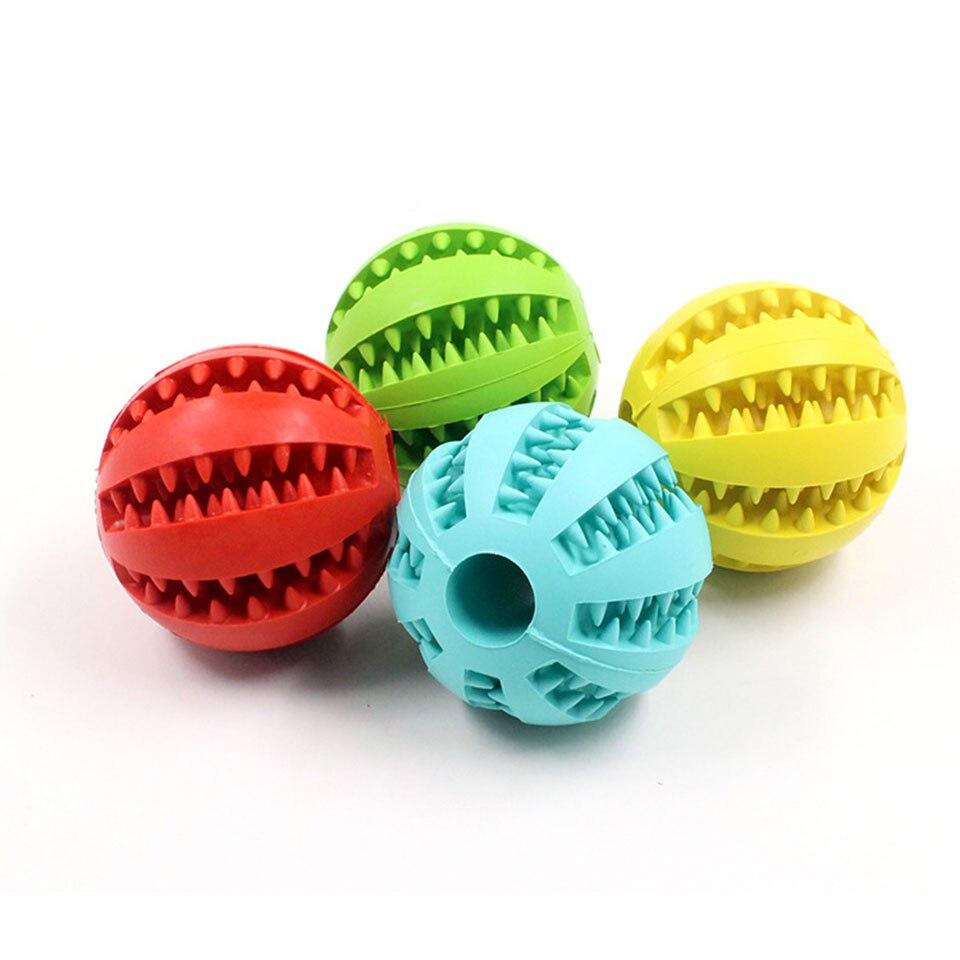 ①Petcircle perro juguetes para perros pequeños de goma no tóxica ...