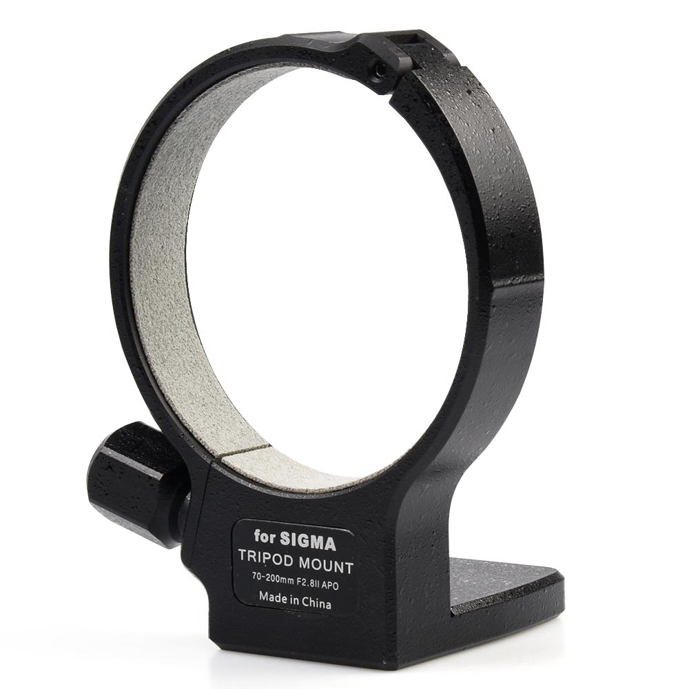 Prix pour Matel noir de trépied pour sigma apo 70-200mm f2.8 ii ex dg