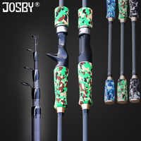 Lowest profit 1.8m 2.1m 2.4m 2.7m 3.0Carbon Fishing Rod Telescopic Casting Spinning Fishing Rod Travel Fishing Tackle lure rod
