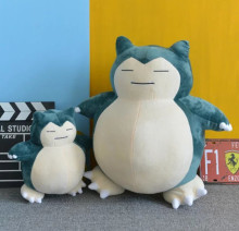 New Arrival Jumbo SNORLAX Plush Toys Kabigon Plush Toy Soft Stuffed Dolls Figure Gift children s