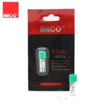 10 pcs Originele IMCO Vuurstenen Stones Voor Benzine Benzine Aansteker Vervanging Dispenser Aanstekers Fire Starter Echt