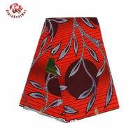100 Polyester Batik African Ankara Fabric Wax Africain Nigerian Wholesale Fabric For Dresses African Ankara Print