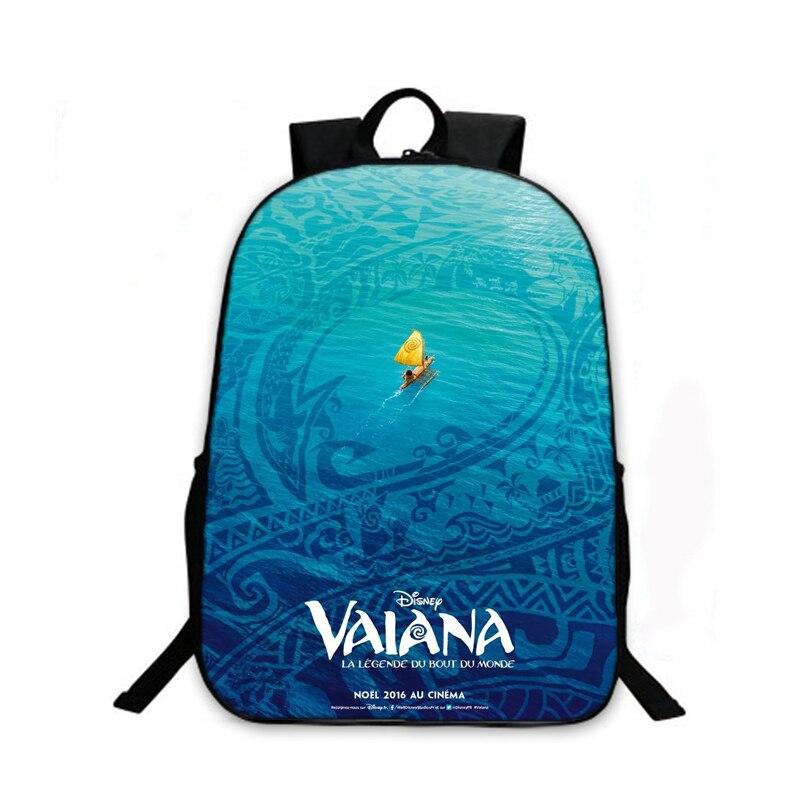 Baobeiku 3D Рюкзаки модный принт морской цвета характер Сумки для детей школьная ноутбук животных дети рюкзак дропшиппинг