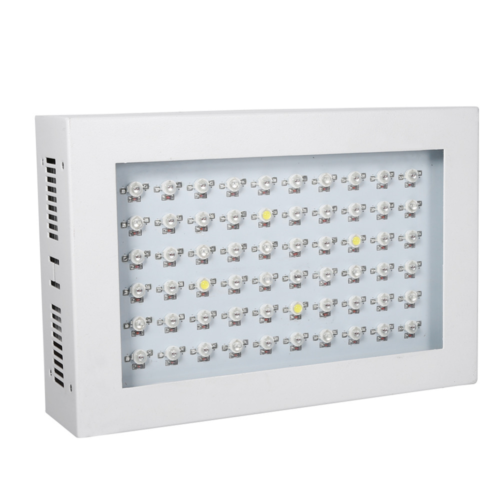 600W 60 LED Grow Light Indoor Greenhouse Hydroponic LED Grow Light For Plants Flower Growing Lamp Hanging Type best led grow light 600w 1000w full spectrum for indoor aquario hydroponic plants veg and bloom led grow light high yield