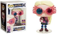 2017 SDCC Exclusive Funko pop Official Harry Potter Luna Lovegood Vinyl Action Figure Collectible Model Toy with Original Box