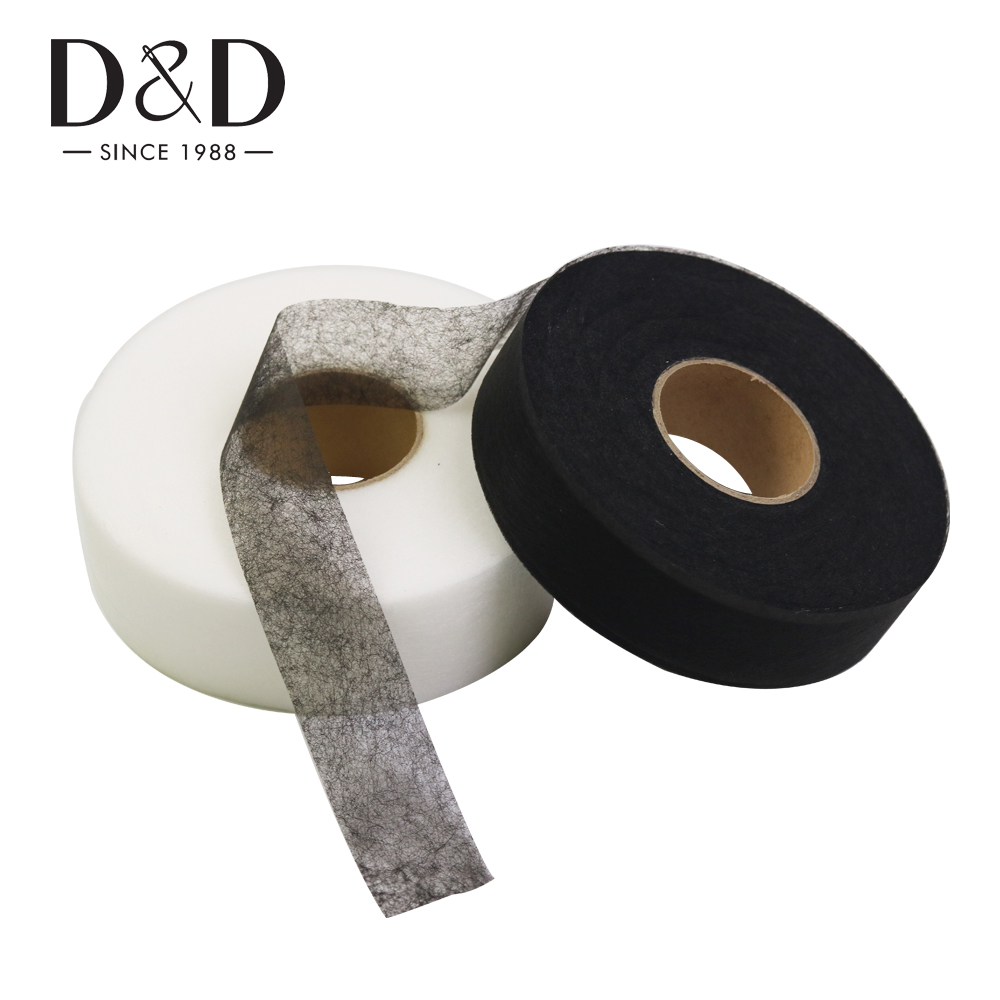 Hot Sale Hemming Webbing Adhesive Fusible Tape Sewing Patchwork Wholesale