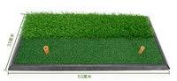 24.5 'x 13' Golf entrenamiento saltar 33x63 cm caucho conducción practice mat