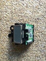 DX2 czarna głowica drukująca do EPSON STYLUS PRO 5000 7000 7500 9000 i 9500 kolor 800 850 1520 1520k 3000 głowica drukująca rozpuszczalnika