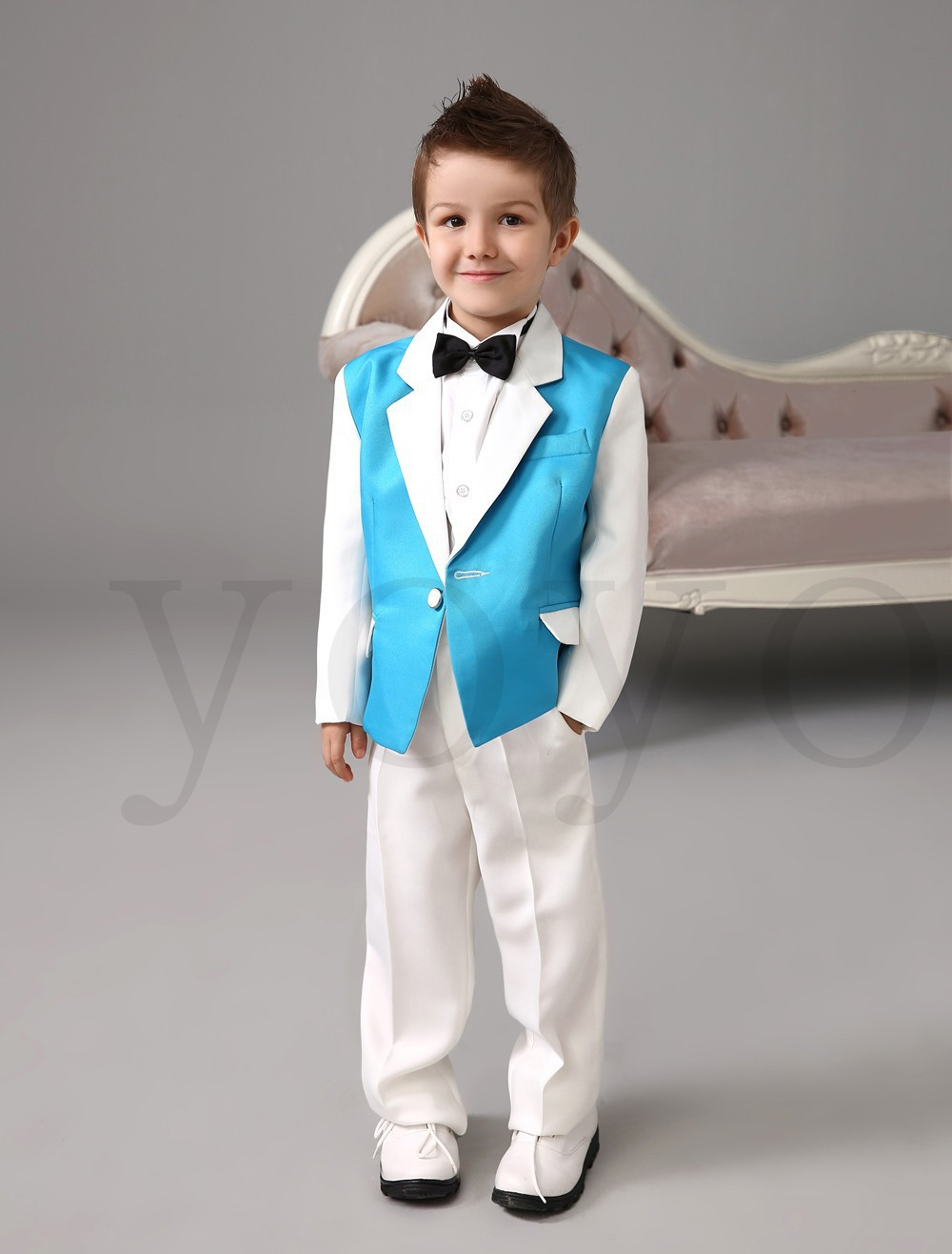 Beautiful Baby Wedding Suit Embellishment - All Wedding Dresses ...