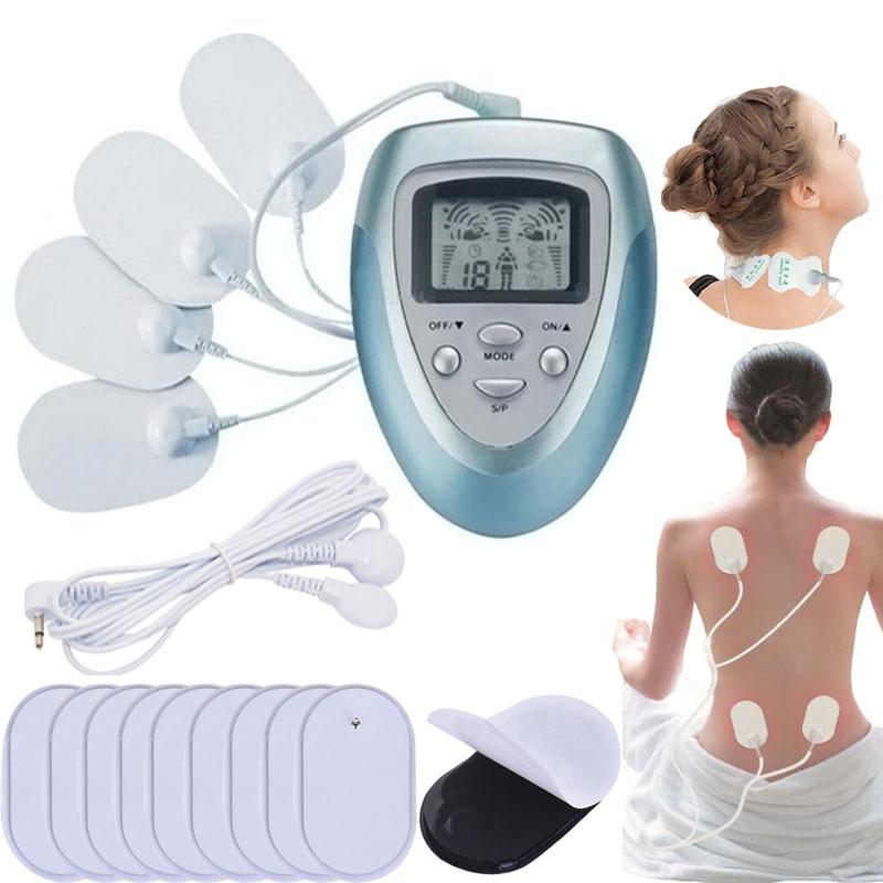 массаж током для похудения