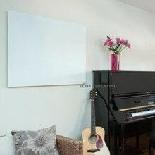 960W Frameless Electric Radiator Yoga Studio Ceiling Mounted Infrared Heating Panel