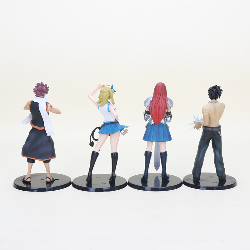 Fairy Tail Gray  figures figure PVC doll Figurine states Action Figure Model
