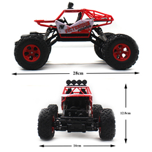 4WD Electric RC Car Rock Crawler Remote Control Toy Cars