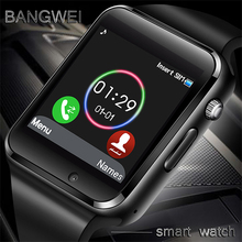 LIGE Smart Watch Women SIM TF Push Message Sports Pedometer Digital Camera Bluetooth Connectivity Android Phone