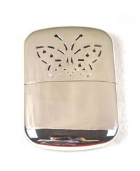Indoor and Outdoor Available Stainless Steel Hand Warmer