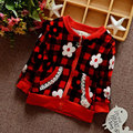 Newborn baby Girls clothes wear spring autumn plaid jacket outerwear for infant baby's girls clothing brand sports jackets coats