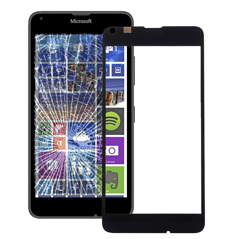 Front Outer <font><b>Screen</b></font> Glass Lens <font><b>Replacement</b></font> Touch <font><b>Screen</b></font> LCD Cover For <font><b>Microsoft</b></font> <font><b>Lumia</b></font> 950 550 <font><b>540</b></font> 640 image
