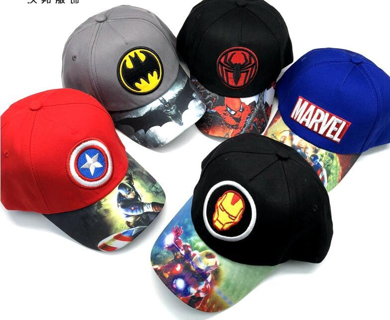 Childrens Superman DC Cap Hat New Superhero Merchandise RRP £15.99