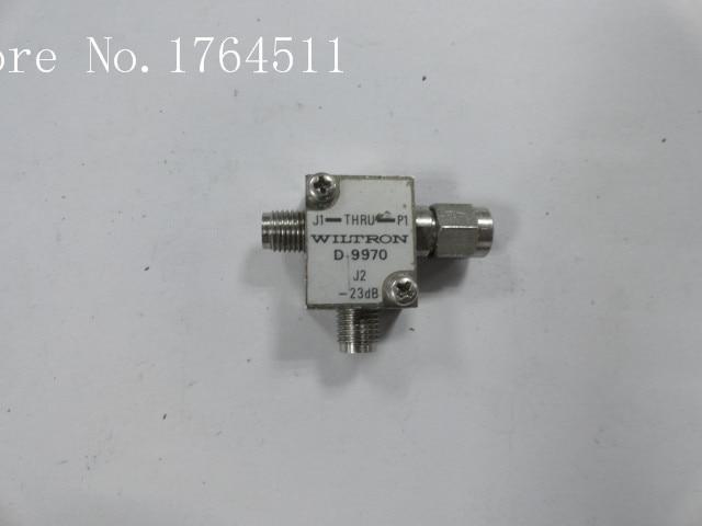 [BELLA] WILTRON D-9970 23dB SMA Coaxial Directional Coupler