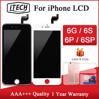 Grade AAA For IPhone 6 Plus LCD 5 5 Inch Screen With Touch Digitizer Assembly 100