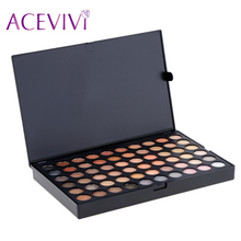 ACEVIVI 2016 New 180 Colors 3 Layers professional Eyeshadow Palette Makeup Eye shadow Palette Cosmetics Set
