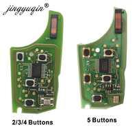 Tarjeta electrónica de circuito de llave remota para coche para Chevrolet Cruze Malibu Aveo Spark Sail Opel/voxhall 2/3/4 BTN 315/433MHz