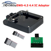 EWS 4.3 4.4 IC Adaptor For XPROG AK90 R270 R280 Plus Programmer Tool for BMW (No Need Bonding Wire) Free shipping