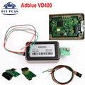 Qualidade Um ++++ VD400 8em1 Adblue 8in1 com sensor de NOx Adblue AdBlue Emulator 8 em 1 Adblue VD400 V4.1