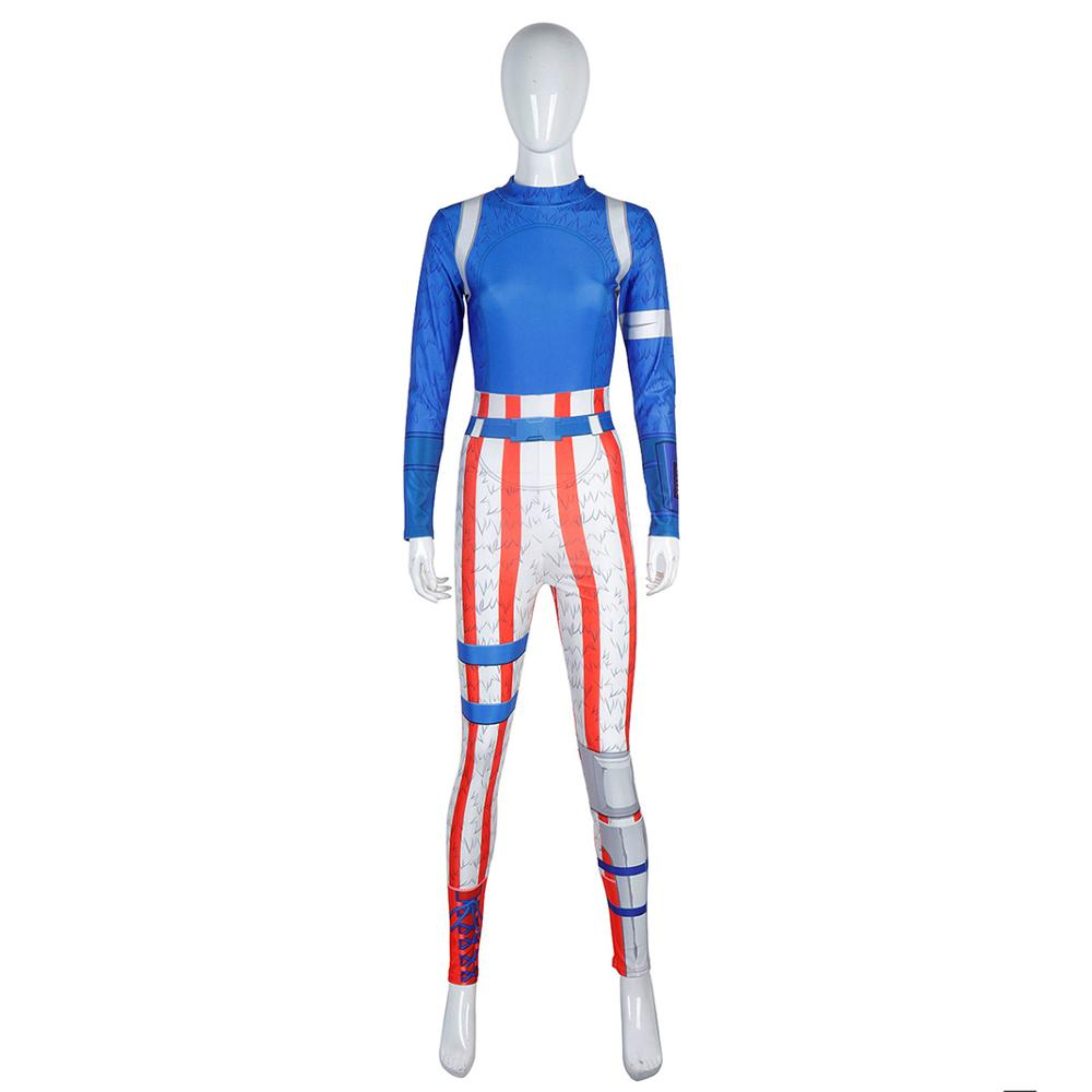 PLstar Cosmos game character 3D Print Gwen Stacy Costume Costume Harleen Quinz Halloween and Cosplay Party Female Zentai Suiaq in Jumpsuits from Women 39 s Clothing
