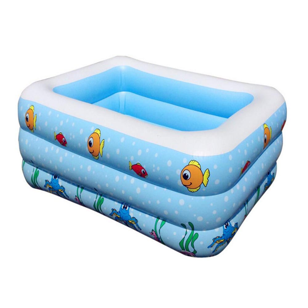 Inflatable swimming pool for children baby large swimming for Huge inflatable swimming pool