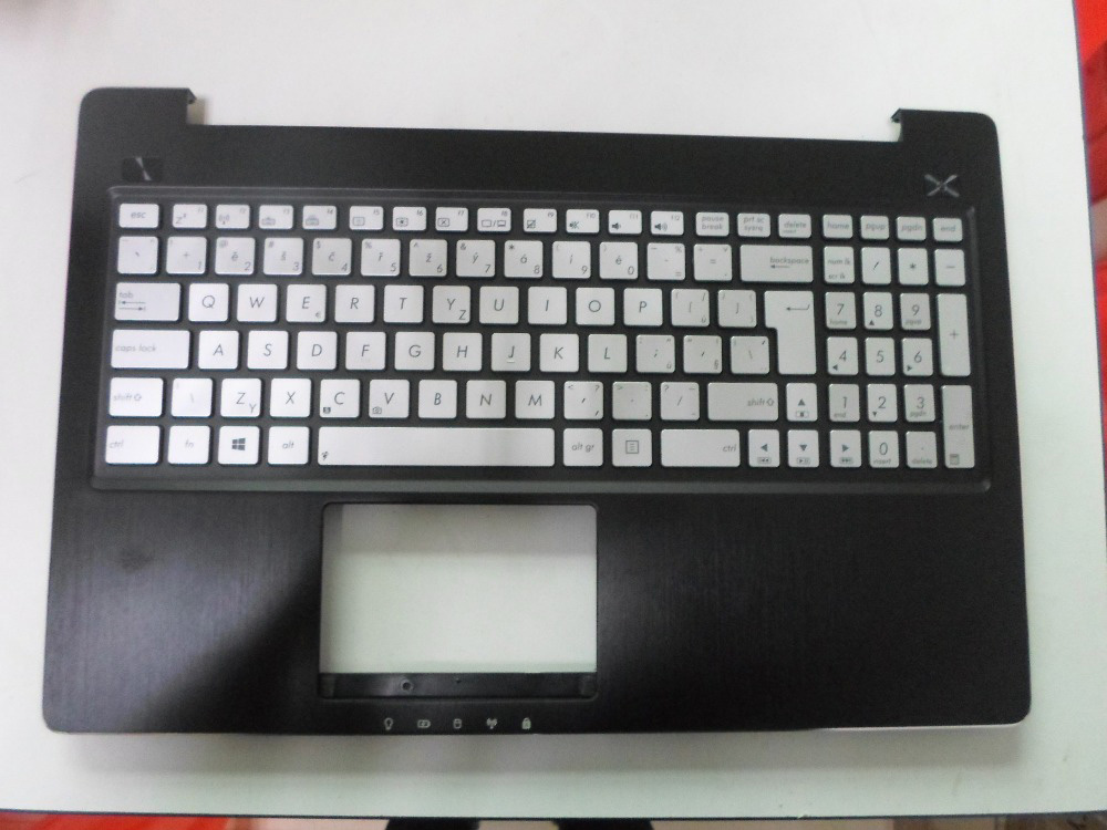 New notebook laptop keyboard for ASUS N550 N550JK CZ/CZECH/CROATIAN/US layout new notebook laptop keyboard for dell latitude e5420 e5430 e6220 e6230 brazil layout