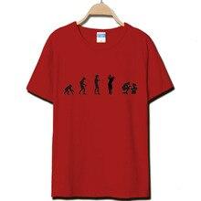 "Classic ""Man's Evolution"" t-shirt"