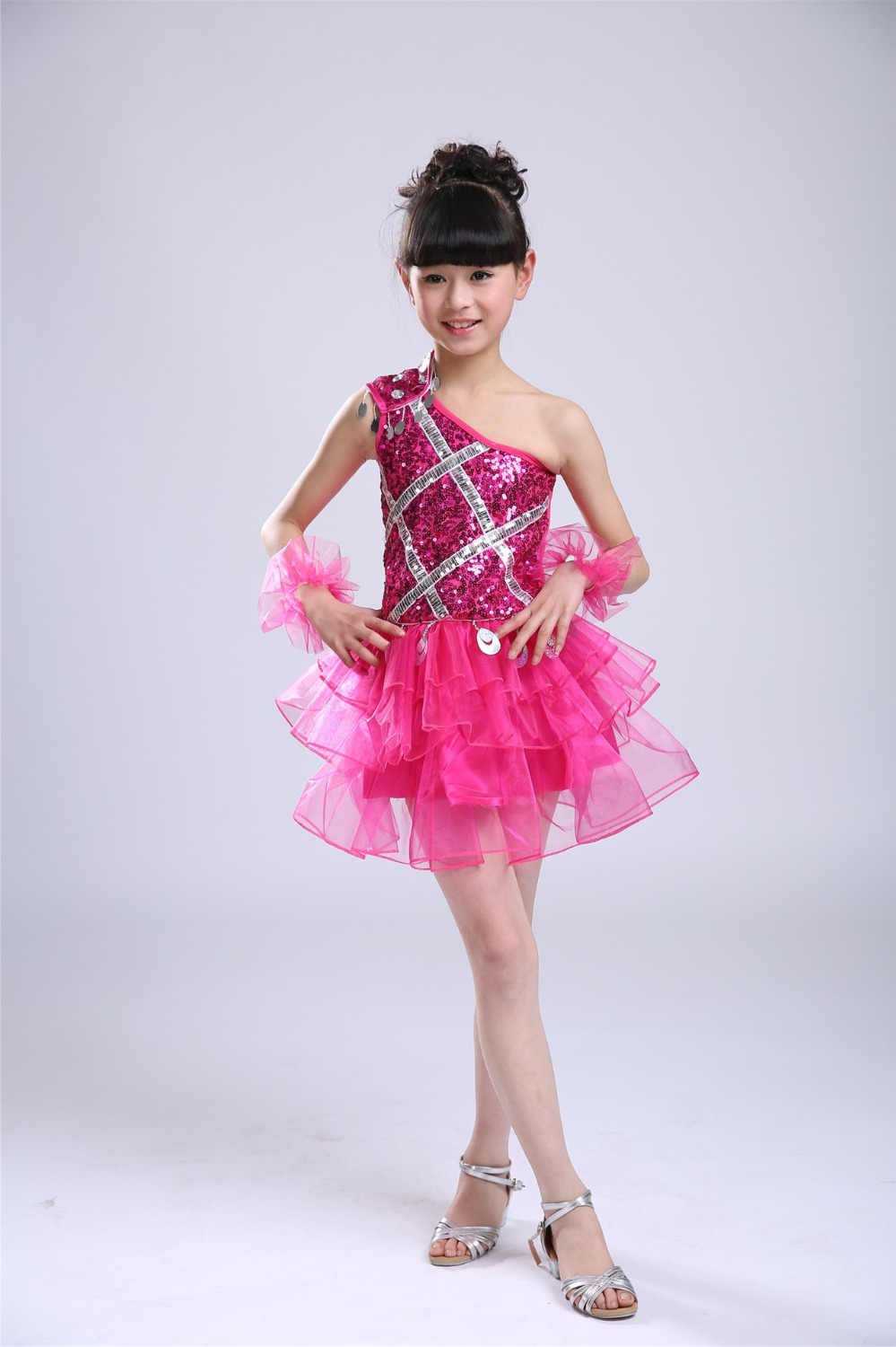 4736d773c Detail Feedback Questions about Girl Kids Sequin Leotard Ballet ...
