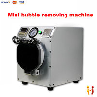 Mini Autoclave Machine OCA Bubble defoaming LCD Digitizer Bubble Removing Machine for iPhone Samsung Without Lock Screws