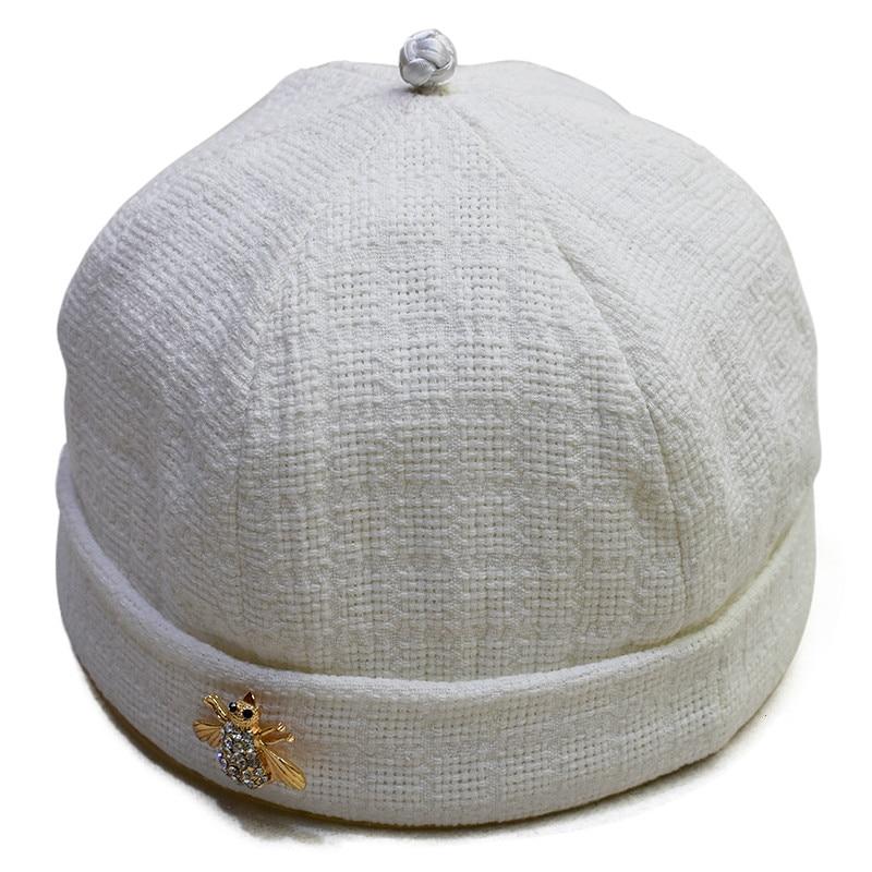 6c8d22842c6 Marine Watch Cap Skullcap Leon Short Beanie Adjustable Unisex Men Women Hat  Classic Check Docker Hat ...