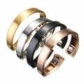 De alta Qualidade Marca de Luxo De Ouro de Metal Pulseira De Relógio de Aço Inoxidável Excelente Pulseira Para Fitbit Alta Rastreador Relógio Acessórios