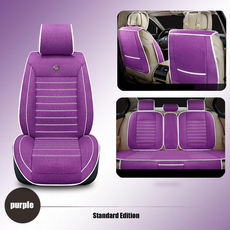 Universal avtomobillər üçün oturacaq örtükləri Nissan Qashqai - Avtomobil daxili aksesuarları - Fotoqrafiya 2