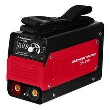 Аппарат сварочный Энергомаш СА-220 (Диапазон тока 20-210А, электроды от 2 до 4 мм, дисплей)